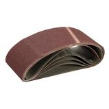 Afbeelding vanTriton 100 x 560 mm schuurband, 5 Stuks 80 korrelmaat