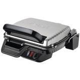 Afbeelding vanTefal GC3050 Ultra Compact Classic Contactgrill Zilver/Zwart