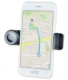 Afbeelding vanAzuri Universele Smartphone Autohouder tot 3,5inch zwart