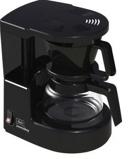 Afbeelding vanMelitta Aroma boy zwart Koffiefilter apparaat