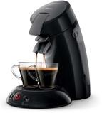 Afbeelding vanPhilips Senseo Original HD6554/60 Zwart cup en padmachine