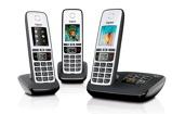 Afbeelding vanGigaset A670A Trio vaste telefoon