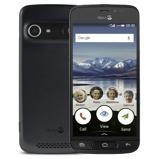 Afbeelding vanDoro 8040 smartphone Zwart + Gratis Flipcover twv. 29,95