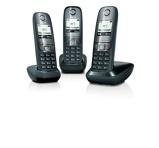 Afbeelding vanGigaset A475 Trio Zwart vaste telefoon