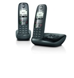 Afbeelding vanGigaset A475A Duo Zwart vaste telefoon