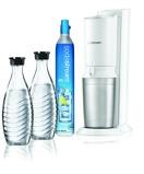 Afbeelding vanSodastream Crystal Megapack White + 2 karaffen bruiswater machine