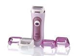 Afbeelding vanBraun Silk épil Lady Shaver 5 360 3 in 1 scheerapparaat, trimmer en scrubsysteem