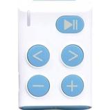 Afbeelding vanLenco Xemio 154 MP3 speler Blauw, Wit Blauw