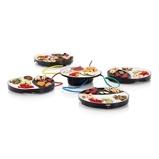 Afbeelding vanPrincess 103080 Dinner4All Gourmet Wit/Zwart