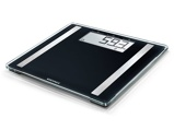 Afbeelding vanSoehnle Personenweegschaal Shape Sense Control 100 180 kg zwart 63857