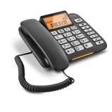 Afbeelding vanGigaset DL580 Zwart vaste telefoon