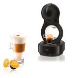 Afbeelding vanKrups Dolce Gusto Lumio KP1308 Zwart cup en padmachine