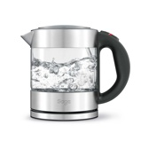 Afbeelding vanSage SKE395 The Compact Kettle Pure Waterkoker RVS/Transparant