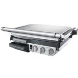 Afbeelding vanSage SGR800 The BBQ Grill Contactgrill RVS/Zwart