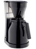 Afbeelding vanMelitta Easy II Therm zwart Koffiefilter apparaat