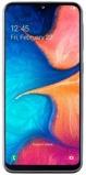 Afbeelding vanSamsung Galaxy A20e Blauw mobiele telefoon