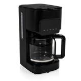 Afbeelding vanPrincess Black Steel 246014 Koffiezetapparaat Zwart