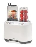 Afbeelding vanAlecto Babykeukenmachine 5 in 1 wit BFP 88