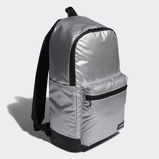 "Bild av""Classic Metallic Backpack Medium Silver"""