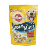 Afbeelding vanPedigree Cheesy Tasty Bites Mini Hondensnacks 140 g