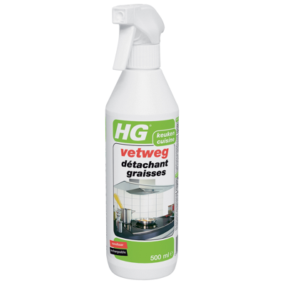 Afbeelding van Keukenreiniger Hg Vet Weg Spray 500ml