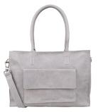Afbeelding vanCowboysbag Clean Lines Diaper Bag Tortola Grey