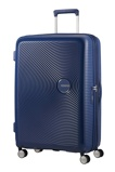 Afbeelding vanAmerican Tourister Soundbox Spinner 77 Expandable Midnight Navy - Harde Koffers