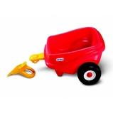 Afbeelding vanLittle Tikes Cozy Coupe Trailer (Gewicht: 2,24 kg, Kleur: rood)