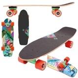 Afbeelding vanStreet Surfing StreetSurfing skateboard Cruiser Rocky Mountain 71 cm