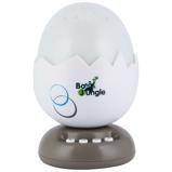 Afbeelding vanBo Jungle B Egg Taupe Nachtlamp & Babyprojector Met Muziek B800500