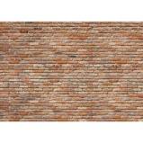 Afbeelding vanKomar Fotobehang Exposed Brick Wall 368x254 cm 8 741
