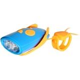 Afbeelding vanHornit voorlicht met 25 geluidseffecten blauw/oranje