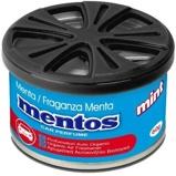 Afbeelding vanmentos luchtverfrisser blikje mint 60 gr