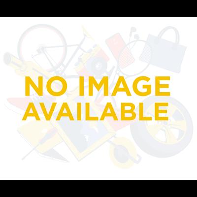 Afbeelding van 4 Delige Wieldoppenset EVO Race 15 inch Zilver/chroom Ring/logo