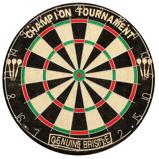 Afbeelding vanAbbey Darts Dartbord Sisal Classic 52AS ZRG Uni