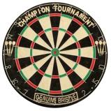 Afbeelding vanShoppartners Luxe klassiek dartbord 45 cm