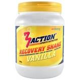 Afbeelding van3Action Recovery Shake Vanille 500 gram