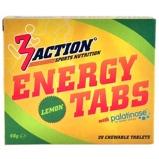 Afbeelding van3Action energietabletten Lemon 20 stuks
