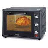 Afbeelding vanTrebs elektrische hetelucht oven 55 L TEO 55LCR50