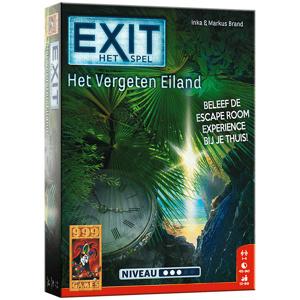Afbeelding van 999 Games EXIT - Het Vergeten Eiland