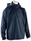 Image of0059 Waterproof Quarter Zip Jacket Navy