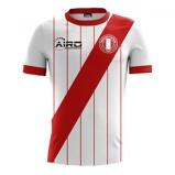 Image of2017 2018 Peru Home Concept Football Shirt
