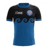 Image of2017 2018 Iceland Third Concept Football Shirt (Kids)