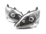 Image deABP Facelift head light set (Civic 01 06 3/5 drs)