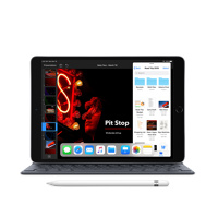 Thumbnail of Apple iPad Air 2019 10,5 inch (256GB / Wi Fi + Cellular) Spacegrijs