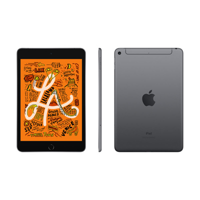 Afbeelding van Apple iPad mini Wi Fi + Cellular 256GB (MUXC2NF/A) Space Grey