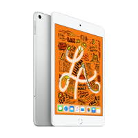 Thumbnail of Apple iPad mini Wi Fi + Cellular 256GB ( MUXD2NF/A) Zilver
