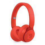 Afbeelding vanBeats Solo Pro draadloze On Ear Koptelefoon More Matte Collection Rood