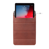 Afbeelding vanDecoded Foldable Universele Apple iPad t/m 11 inch Pouch Bruin