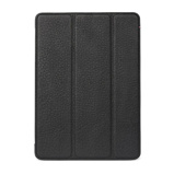 Afbeelding vanDecoded iPad Pro 10,5 inch Leather Slim Cover Zwart tablet hoesje